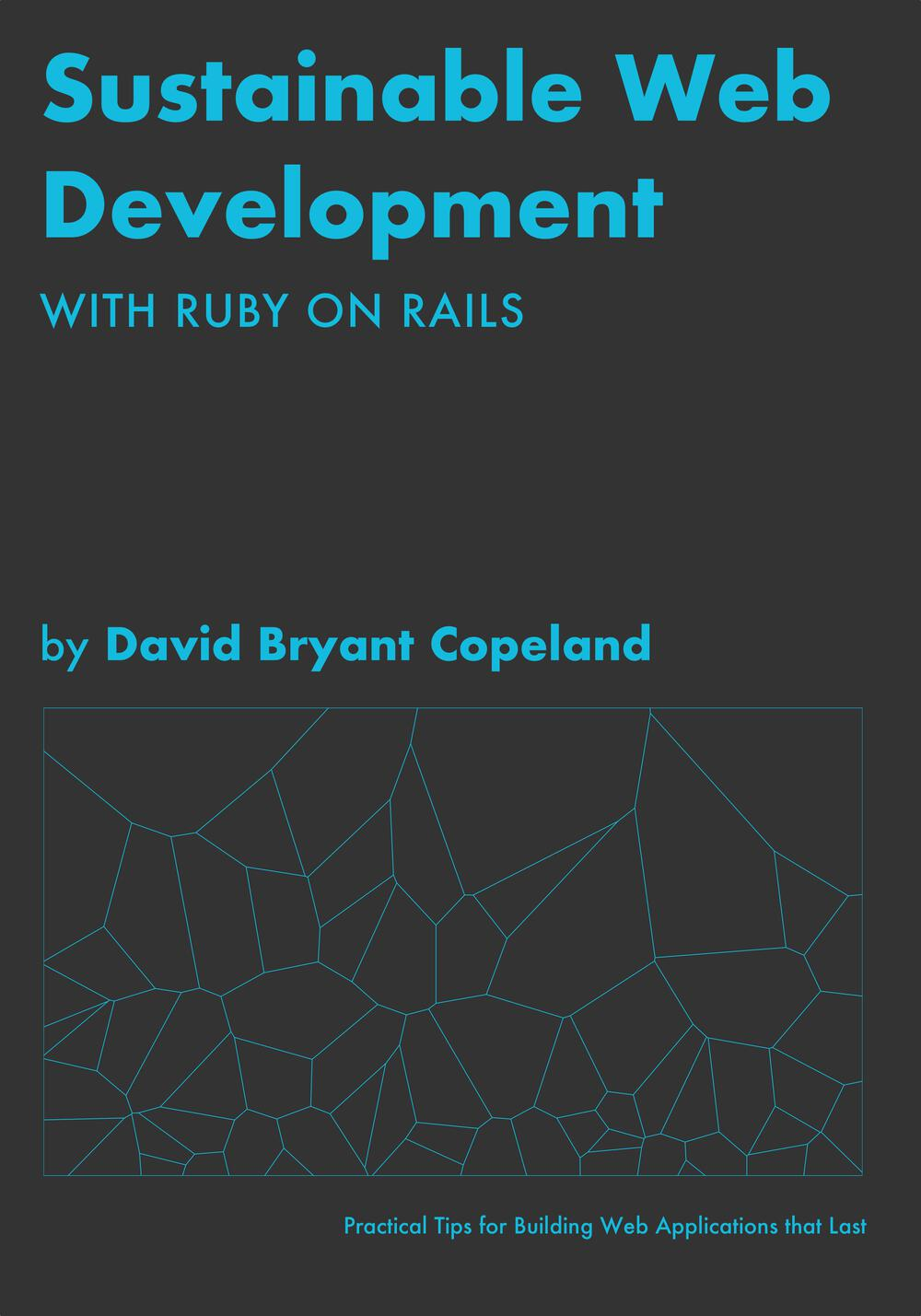 Book Cover for Sustainable Web Development with Ruby on Rails